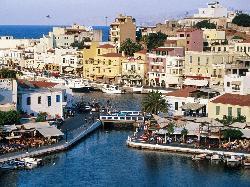 Agios Nikolaos, Grecia