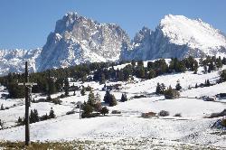 Alpe di Siusi Italia