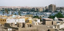 Aswan, Egipt
