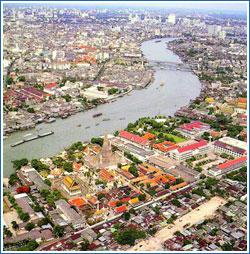 Bangkok - capitala din Thailanda