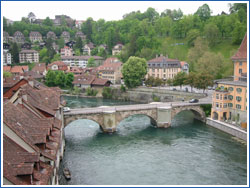 Berne - capitala din Elvetia