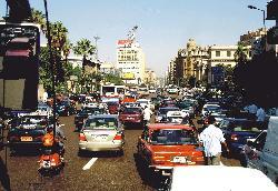 Cairo - capitala din Egipt