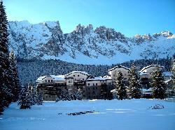 Carezza Ski, Italia