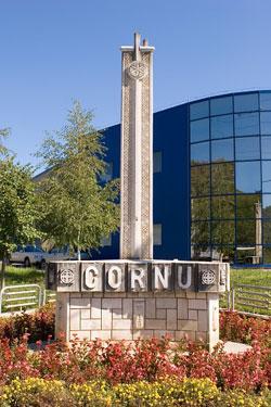 Cornu, Romania