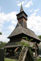 Ieud, Romania