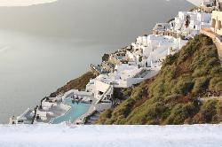 Imerovigli, Grecia