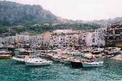 Insula Capri, Italia