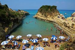 Insula Corfu, Grecia