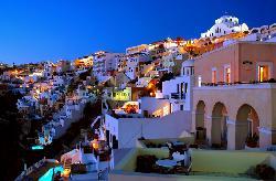 Insula Santorini, Grecia
