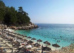 Insula Thassos, Grecia