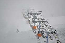 Krvavec Ski Center, Slovenia