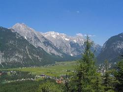 Leutasch Austria