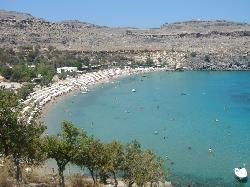 Lindos, Grecia