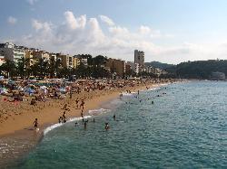 Lloret de Mar, Spania