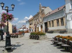 Miercurea Ciuc, Romania