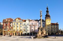 Ostrava, Cehia