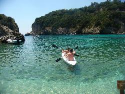 Paleokastritsa, Grecia