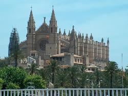 Palma de Mallorca Spania