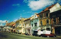 Reghin, Romania