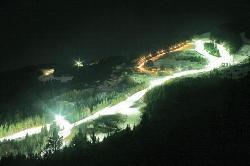 Stari vrh Ski Center, Slovenia