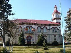 Targu Ocna, Romania