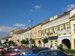 Targu Secuiesc, Romania