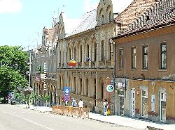 Tasnad, Romania