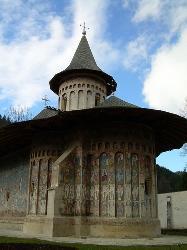 Voronet, Romania