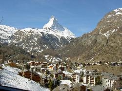 Zermatt Elvetia