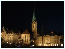 Zurich, Elvetia