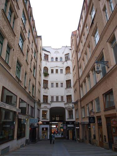 Strada Radnicka din Brno