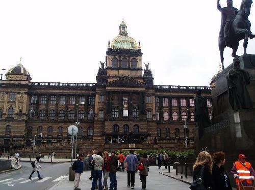 Piata Wenceslas Praga