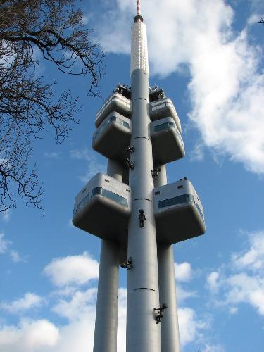 Turnul de televiziune Zizkov