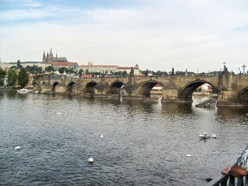 Podul Carol din Praga