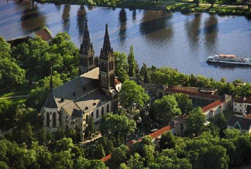 Castelul Vysehrad din Praga